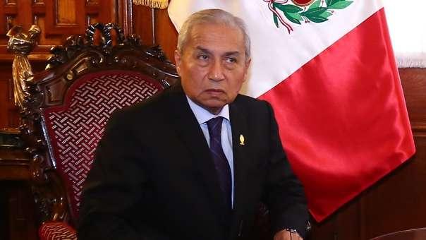 Pedro Chávarrry es Fiscal de la Nación desde fines de julio.