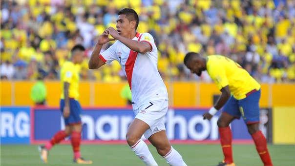 La Selección Peruana ganó el último enfrentamiento ante Ecuador. Fue 2-1 en las Eliminatorias Rusia 2018 en Quito.