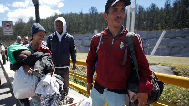 ECUADOR VENEZUELA