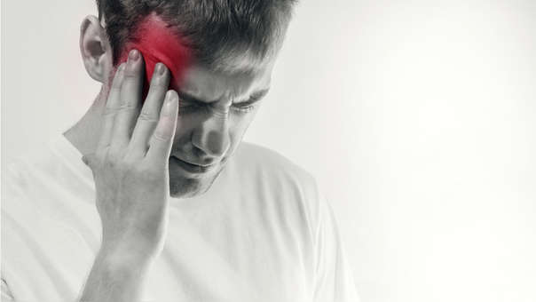Ansiedad dolor de cabeza crónico