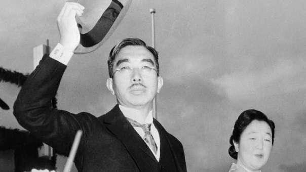 Hirohito (1926 - 1989) fue el 124° emperador de Japón.