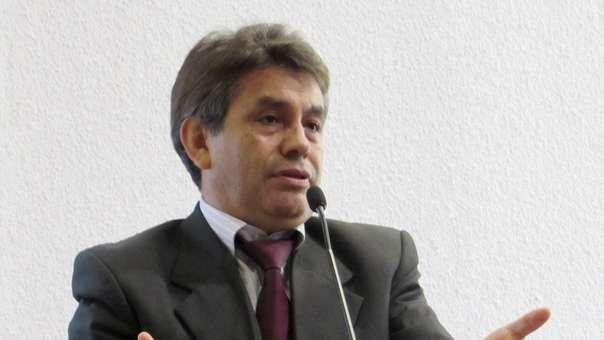 Junta de Fiscales acordó separar al fiscal Tomás Gálvez del Caso Cócteles.
