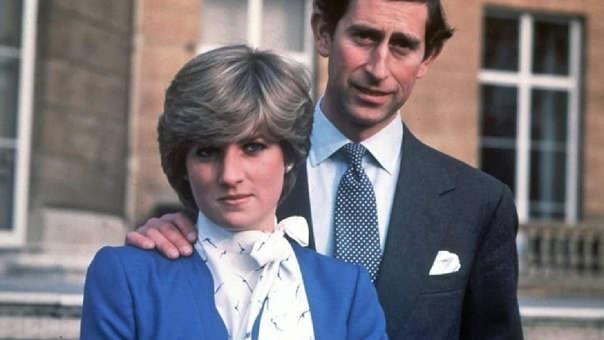 Princesa Diana y Príncipe Carlos