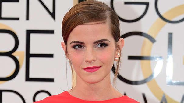 Emma Watson colabora en línea telefónica para mujeres que sufren acoso sexual