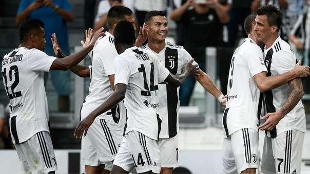 Cristiano Ronaldo firmó con la Juventus por cuatro temporadas.
