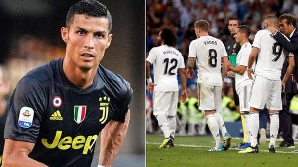 Real Madrid. Cristiano Ronaldo ... dfe49ac05944e