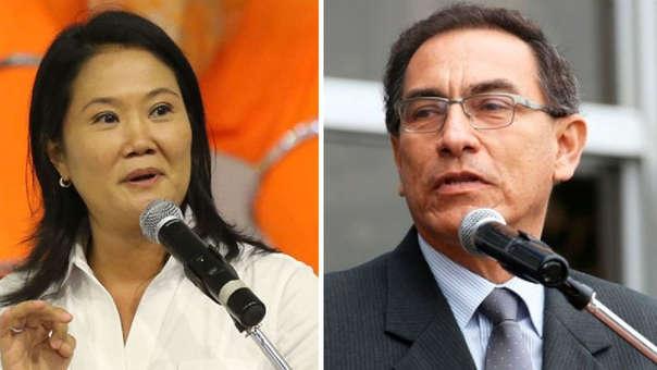 Keiko Fujimori aseguró haber mantenido dos reuniones con el presidente Martín Vizcarra | RPP Noticias