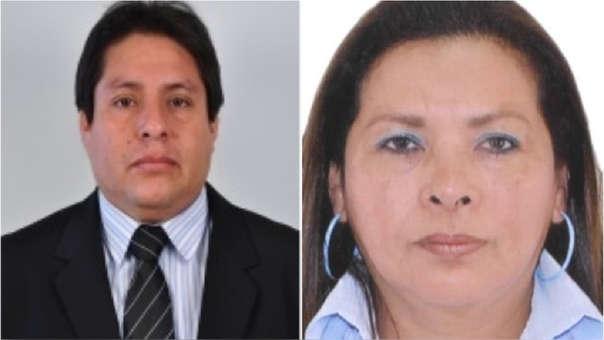 Fernando Salinas Valverde y Noemí Nieto Nacarino