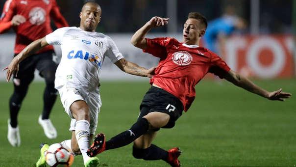 Santos vs. Independiente