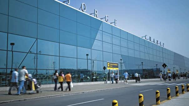 Ampliación del Aeropuerto Internacional Jorge Chávez