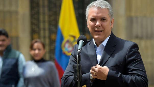 COLOMBIA-COR RUPTION-VOTE-DUQUE