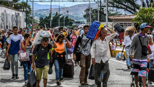 Venezuela migración