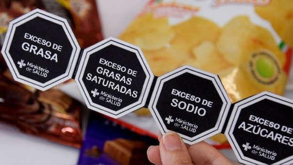 El sistema de octógonos ya se usa en Chile y ha sido aprobado en el Perú.