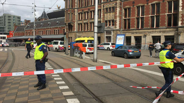 NETHERLANDS-ATTACK