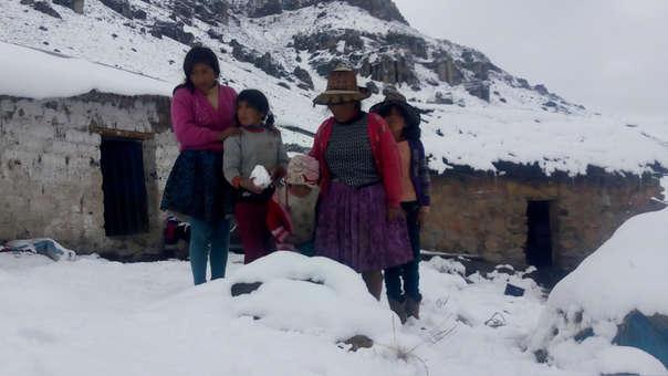 Este fenómeno se presentará en 40 provincias de las regiones Tacna, Moquegua y sur de Puno.