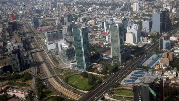 El Gobierno espera que la economía peruana crezca 4% al cierre de este año.