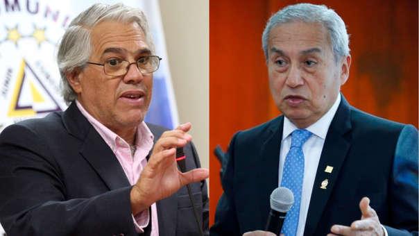 Costa indicó que el informe elaborado por el Ministerio Público, el cual acusa a Chávarry de formar parte de la organización, es sumamente grave.