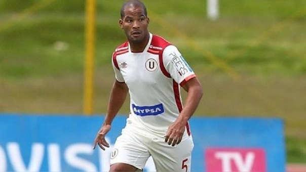 Alberto Rodríguez jugó en Universitario de Deportes todo el 2017.