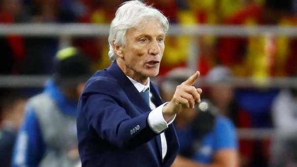 José Pekerman fue entrenador de Colombia desde el 2012.