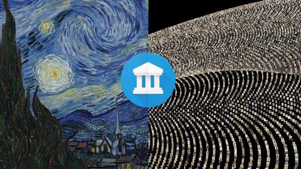 Un nuevo proyecto de Google Art and Culture nos permite saber a qué obra de arte nos parecemos