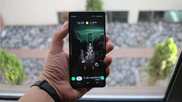 c13e6420cfa Esta es la reseña del nuevo gama alta de Samsung