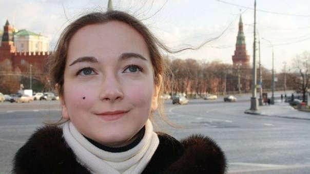 Lyubov Kalugina es acusada por una serie mensajes publicados en una red social, por los cuales un hombre se sintió ofendido.