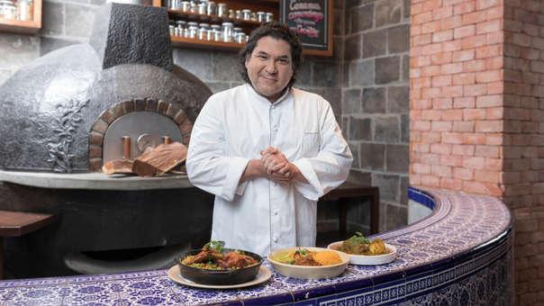 El reconocido chef Gastón Acurio presenta de lunes a viernes su microprograma