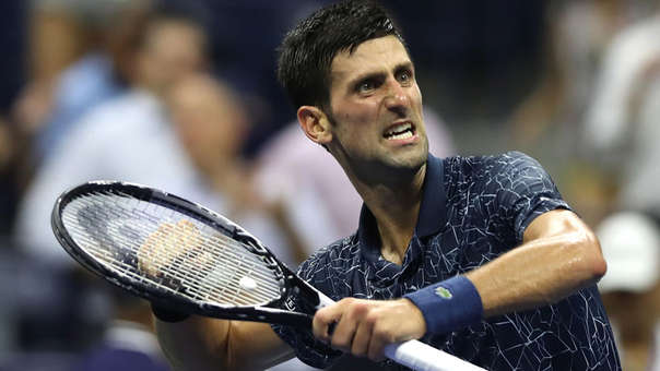 Video Novak Djokovic Realizo Un Magistral Punto Para Entrar A Semifinales Del Us Open Rpp Noticias