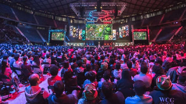 Circuitos nacionales de League of Legends
