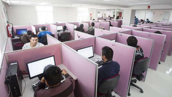 Gran parte de los trabajadores de los centros de contacto se dediquen a las ventas, de acuerdo con Apecco.