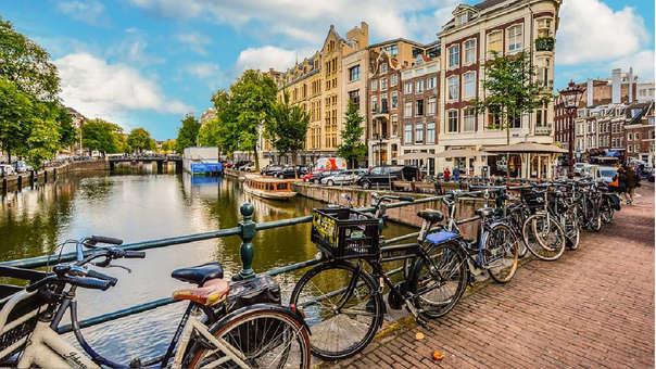 Ciudad de Ámsterdam