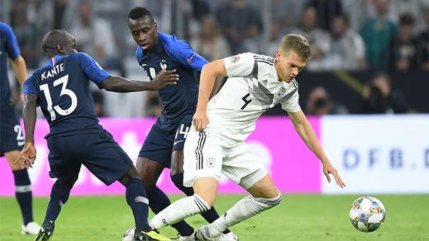 Alemania vs. Francia