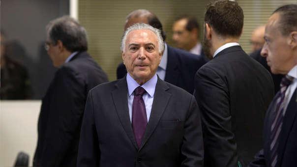 BRAZIL-SECURITY-TEMER