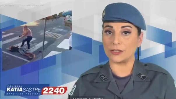 Katia Sastre recibió varias invitaciones para entrar en política tras matar a un asaltante.