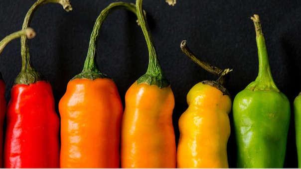 Contamos con una gran biodiversidad de ajíes que constituyen el ADN de nuestra cultura gastronómica y garantizan el color y sabor de nuestra comida.