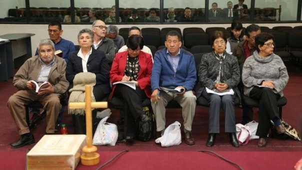 Poder Judicial dictará sentencia por caso Tarata.