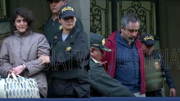 Poder Judicial revocó la orden de prisión preventiva este sábado.