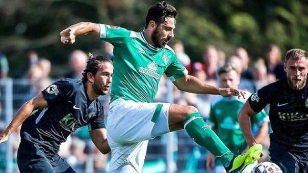 Claudio Pizarro es el extranjero con más goles en la historia de la Bundesliga.