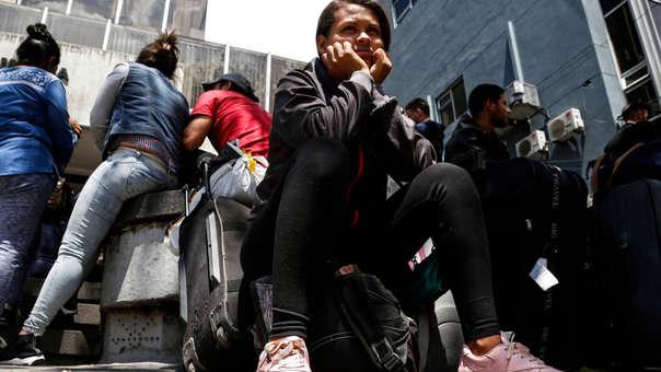 ECUADOR-VENEZUELA-MIGRATION-REPATRIATION