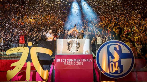 Fnatic campeón de la LCS Europa 2018