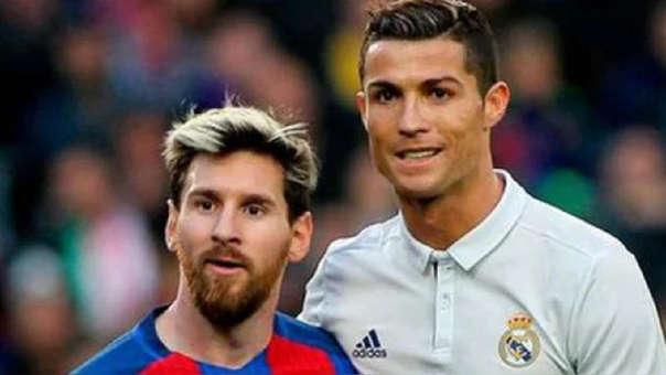 Cristiano Ronaldo y Lionel Messi han estado en la cima del fútbol por más de 10 años consecutivos.