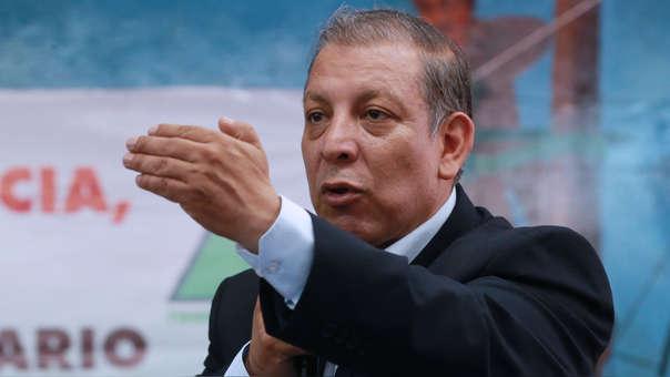 Marco Arana se refirió sobre la presentación de Keiko Fujimori y Pedro Chávarry ante la Subcomisión de Acusaciones Constitucionales.