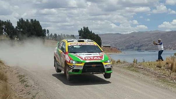 Rally Caminos del Inca