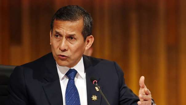 Humala criticó el informe final de la denominada Comisión Madre Mía.