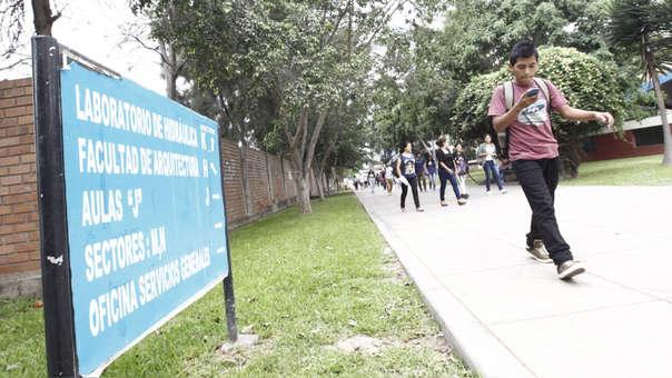 Ya 50 universidades cuentan con el licenciamiento institucional de Sunedu.