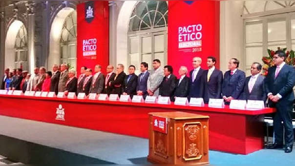 Candidatos Lima