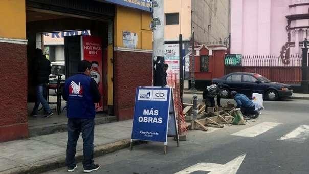 Defensoría advirtió el incumplimiento por parte de autoridades municipales que postulan como candidatos.