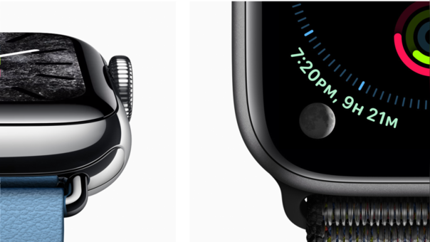 Los nuevos relojes de Apple se enfocan más en la salud