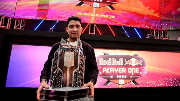 Campeón nacional de Red Bull Player One