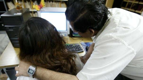 El acoso sexual fue incluido como delito en el código penal.